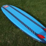 red paddle 2019 compact 9 6 inflatable sup paddle board green water sports