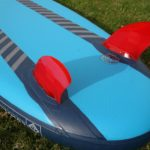 red paddle co 2019 fins inflatable sup green water sports