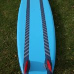 red paddle co pact doule stringer tech 9 6 compact 2019 green water sports