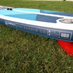 red paddle co pact technology compact 9 6 green water sports