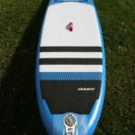 2019 fly ait inflatable sup fanatic paddle board green water sports