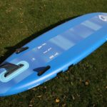 best value for money inflatable sup paddle board fanatic fly air 2019 green water sports