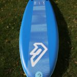fly air paddle board isup green water sports