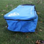 inflatable paddle board bag green water sports