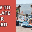 how to inflate your red paddle co sup