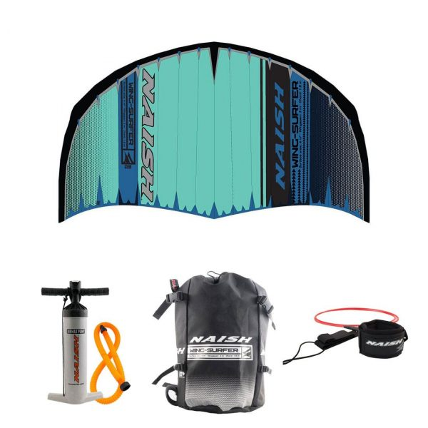 2020 naish wind wing package wing surfer d2 turqoise blue green water sports.jpg