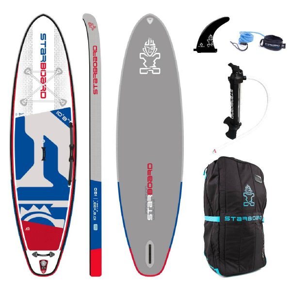 2020 starboard deluxe single chambe 10 8 igo best all round inflatable sup paddle board green water sports