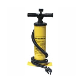 advanced elements double action hand pump AE 2011 green water sports