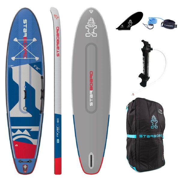 2020 starboard 11 2 x 32 igo deluxe double chamber isup green water sports