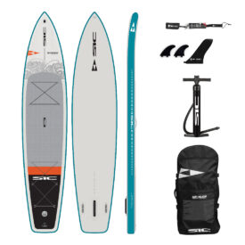 sic maui okeanos 12 6x31 inflatable touring sup green water sports 1