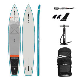 sic maui okeanos 14x30 inflatable touring sup green water sports 1