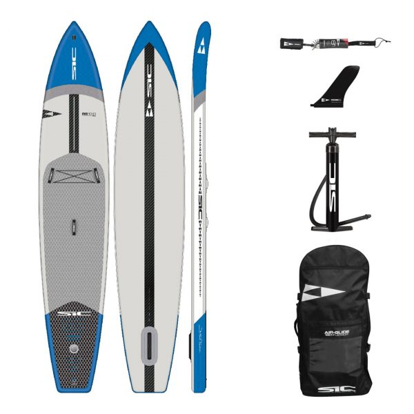 sic maui rs air 12 6×29 inflatable racing sup green water sports 1