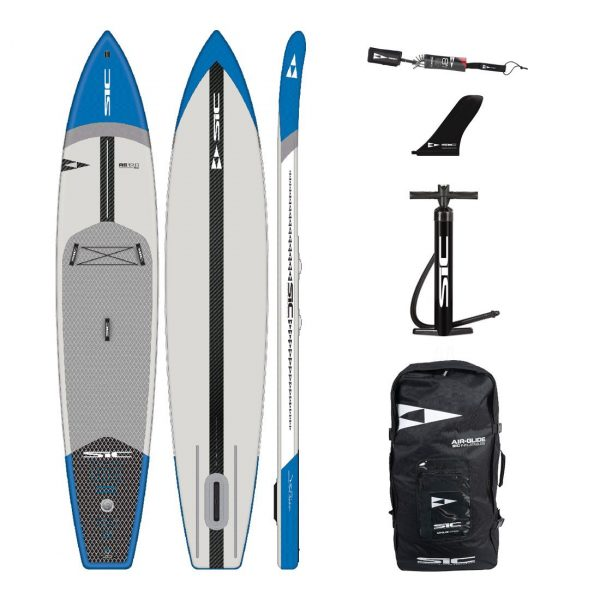 sic maui rs air 12 6×29 inflatable racing sup green water sports