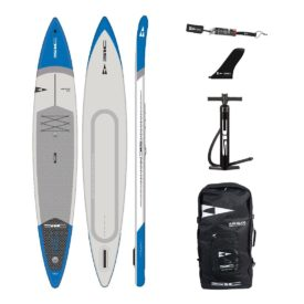 sic maui rs air 14x28.5 inflatable racing downwinding sup green water sports