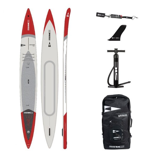 sic maui rs air 17 4×26.6 inflatable racing downwinding sup green water sports