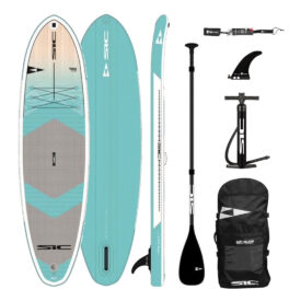 sic maui tao air glide best all round sup paddle board green water sports