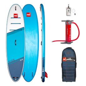 2021 red paddle co 10 8 ride inflatable stand up paddle board sup best stable all round isup green water sports