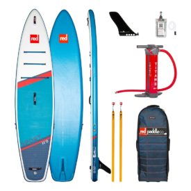 2021 red paddle co 11 sport best inflatable touring and all round sup paddle board isup green water sports
