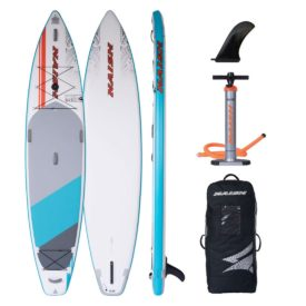 naish inflatable sup glide 12 6 green water sports