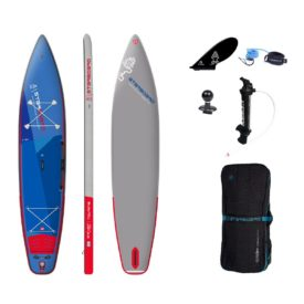 2021 Starboard 12 6 touring deluxe single chamber best touring paddle board sup green water sports