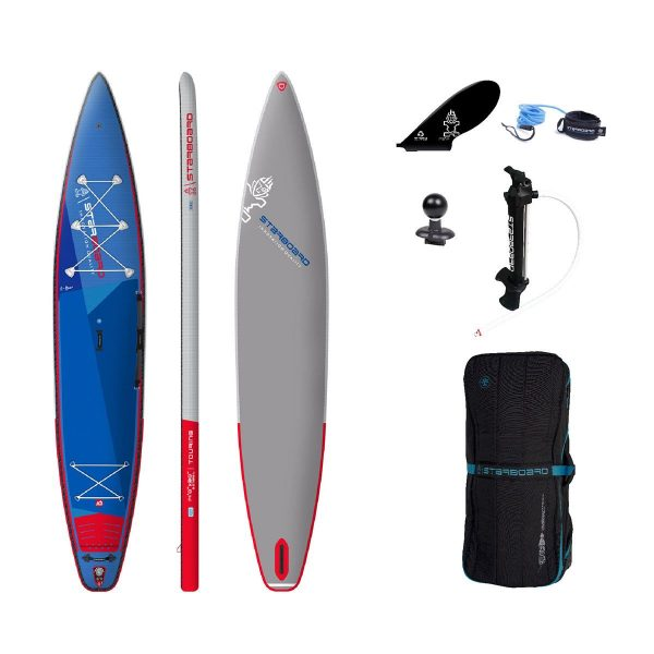 2021 starboard 14 touring deluxe single chamber best touring paddle board green water sports