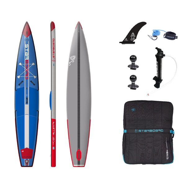 2021 starboard 14 x 28 all star airline racing inflatable paddle board sup green water sports