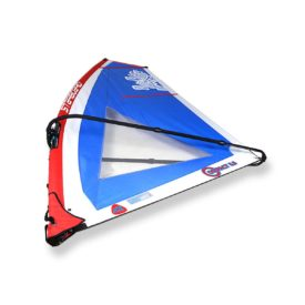 Starboard SUP Windsurfing Sail Compact 5.5sqm green water sports