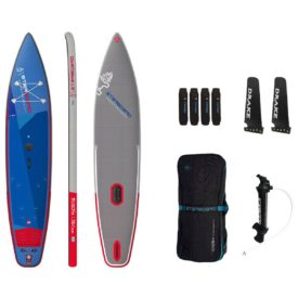 starboard 2021 adventure touring windsurf sup inflatable paddle board 12 6 x 30 green water sports