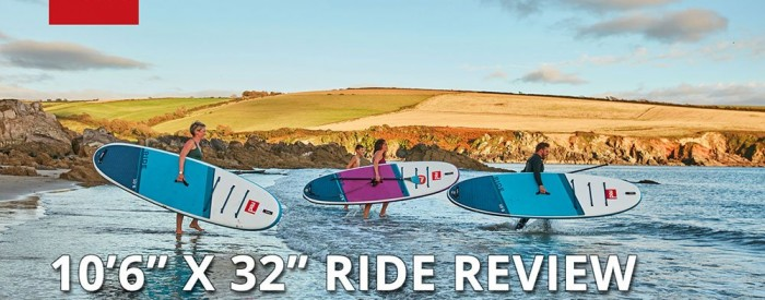 2021 red paddle co 10 6 x 32 ride review green water sports