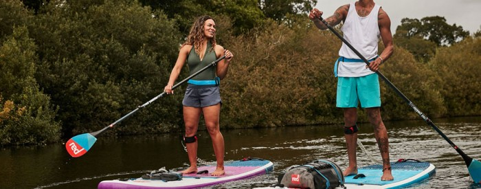 how to stand up paddle board green water sports