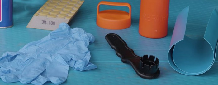 how to repair inflatable sup