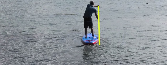how to paddle straight on my paddle board sup green water sports