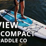 Review of the 2019 Red Paddle Co 9'6″ Compact inflatable paddle board