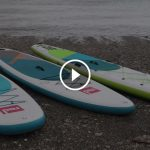 Detailed comparison video of Red Paddle Co Ride, Sport & Voyager inflatable paddle boards