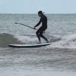 """Surfing the Red Paddle Co Compact 9'6"""""""