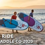 "Review of the 2020 Red Paddle Co 10'6"" Ride inflatable paddle board"