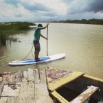 Calf or ankle? Coiled or straight? Which style of SUP leash is right for you
