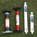 4 of the best inflatable SUP pumps tested
