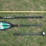 Review of the Red Paddle Co Glass & Nylon Adjustable 70-86″ 3 Piece Paddle